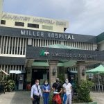 Globe extends assistance to Cebu City hospitals, barangays