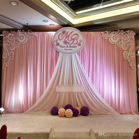 Wedding Swags Drapes Party Background Party Celebration