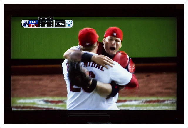 NLCS Game 6 - Cardinals Win - 2