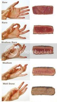 Thumb pad steak mnemonic image