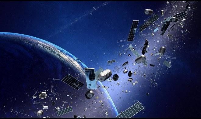 Космический мусор делает наши небеса слишком яркими