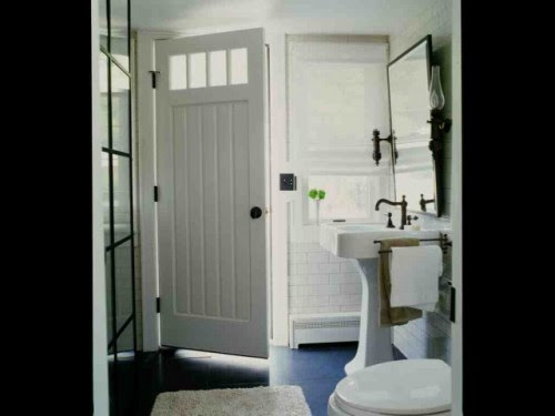 schappacherWhite Ltd. traditional bathroom