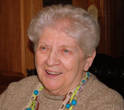 Nana smile