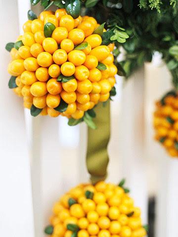 Citrus Spheres