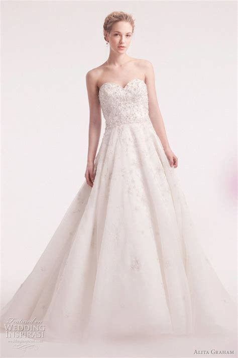 Alita Graham Wedding Dresses 2012   Wedding Inspirasi