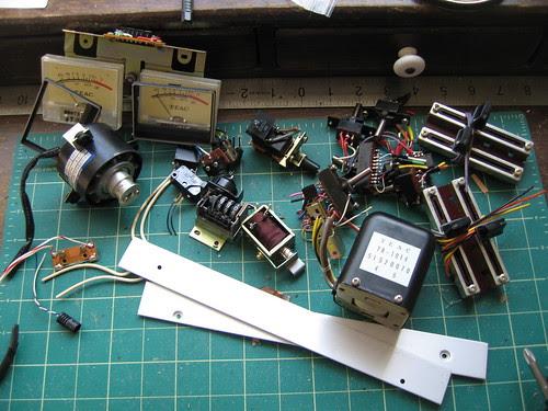 Teac 360S - Parts