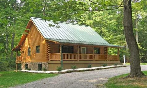 small log cabin homes plans small log home  loft