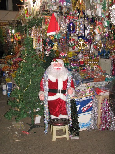 Santa is back