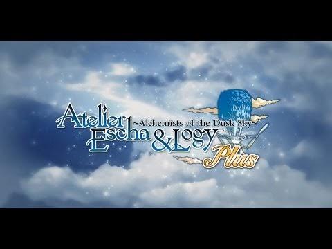 Atelier Escha & Logy: Alchemists of the Dusk Sky DX Review