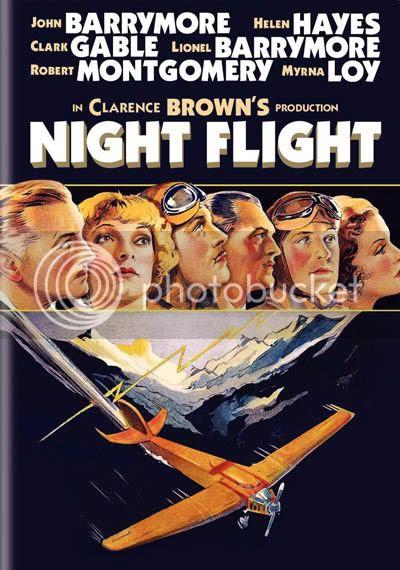 Night Flight DVD Cover