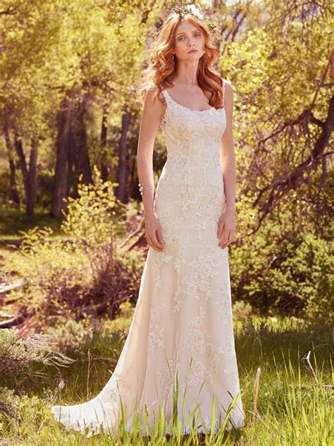 Phoebe Wedding Dress Bridal Gown   Maggie Sottero