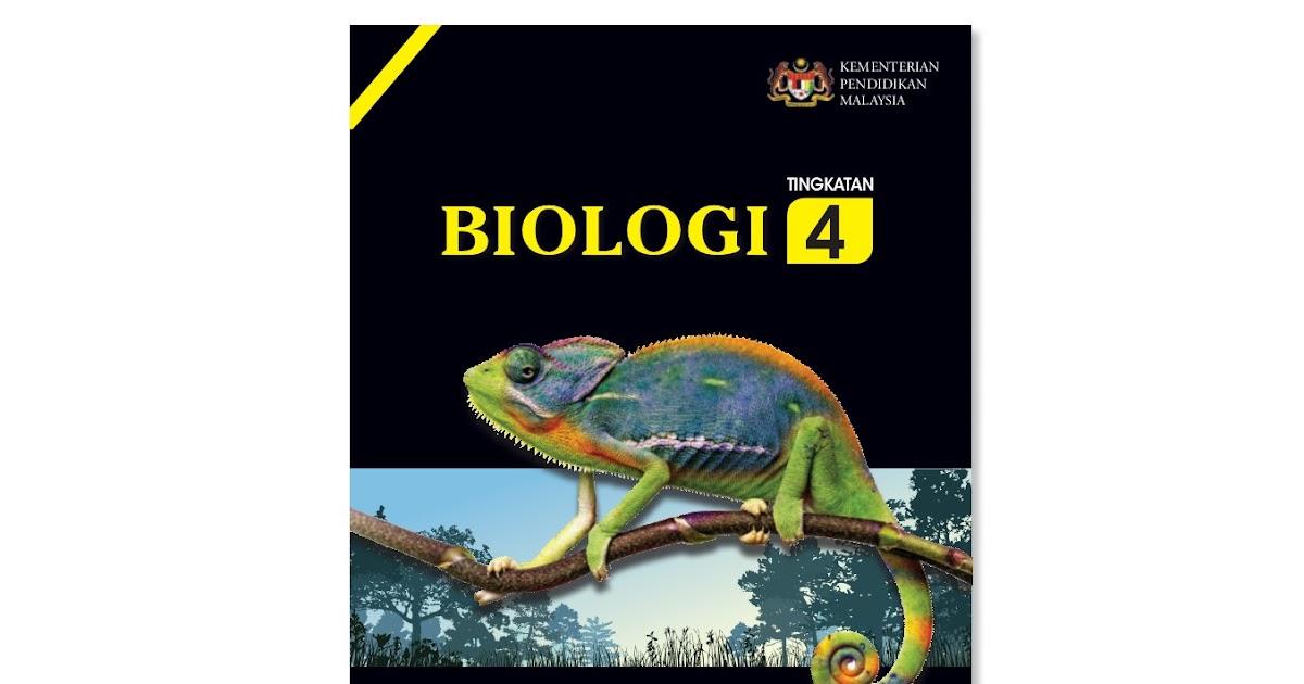 Jawapan Biologi Tingkatan 4 Kssm - Tutul Spa