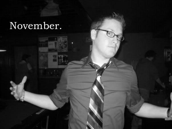 November 2007.