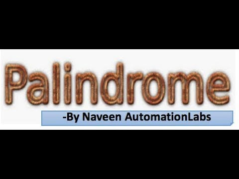 Palindrome dynamic programming
