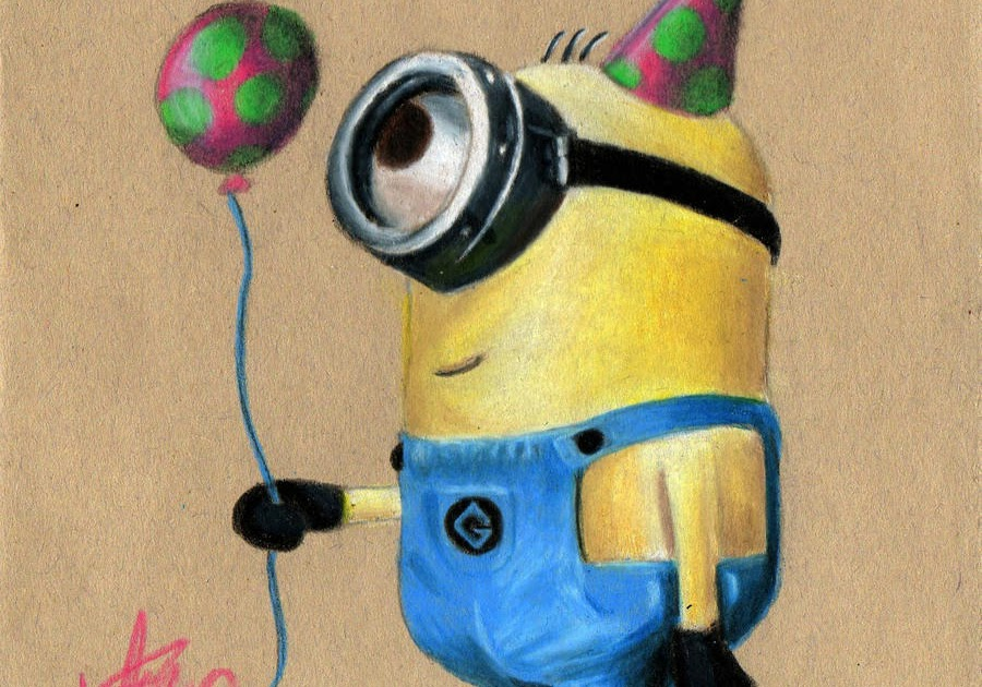 happy birthday minions  minion despicable me pictures