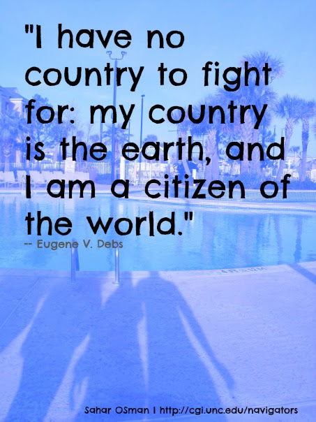 Quotes About Global Citizen 81 Quotes