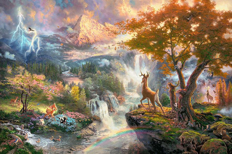 disney-paintings-thomas-kinkade-24-577dff90c4d63__880
