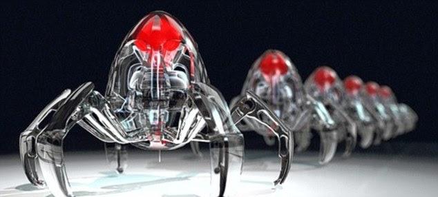 artikel-populer.blogspot.com - Ini Dia Robot Penghancur Kanker dari Dalam Tubuh