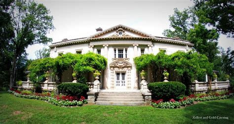 Liriodendron Mansion in Bel Air Maryland. Perfect for a