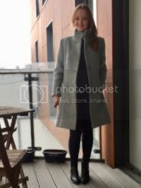 Burberry Butterick 6385 Coat