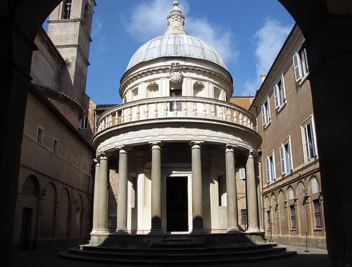 Church of San Pietro in Montorio, Rome, Italy