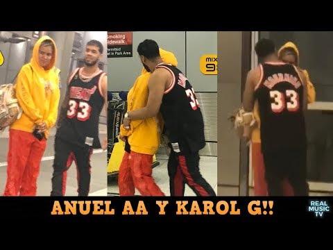 Uy Anuel Y Karol G Demuestran Su Amor Mp3 Download Naijaloyal Co