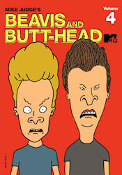 Beavis and Butt-head - Volume Four