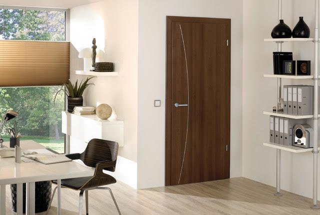 Laminated Interior Doors - Modern - Interior Doors - miami - by ...
