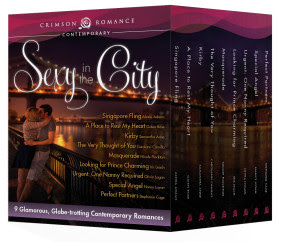Sexy in the City Cover