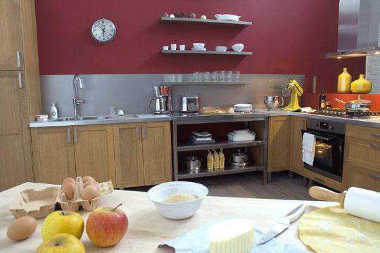 pour ma famille etagere metallique cuisine ikea facade. Black Bedroom Furniture Sets. Home Design Ideas