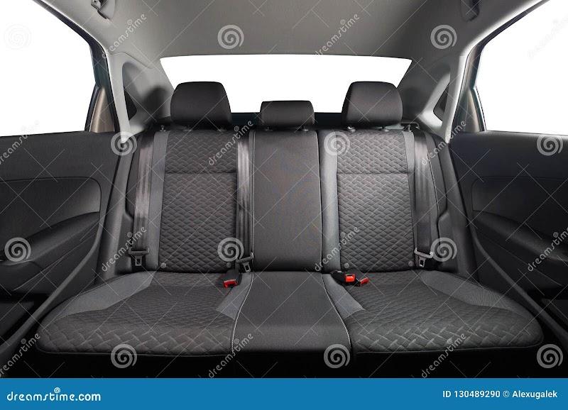 Car Interior Inside A Car