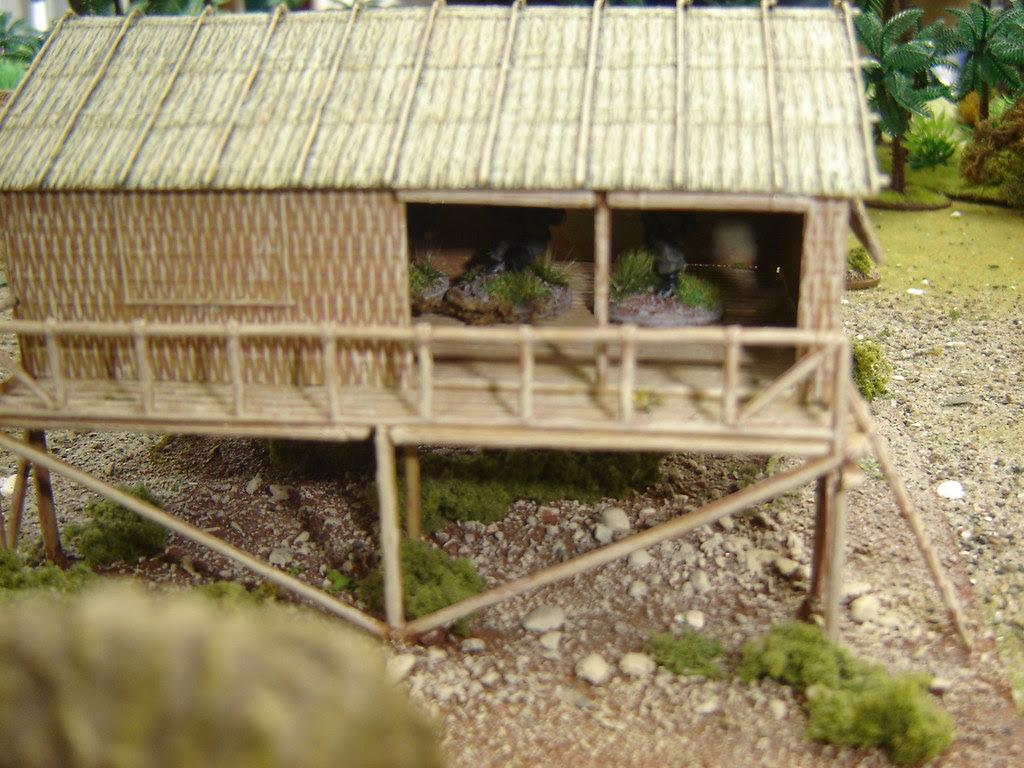 1st Squad take hut overlooking crossroads