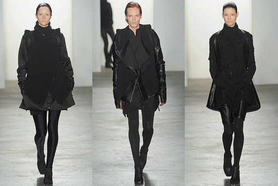 rad hourani makes unisex clothes because he thinks
