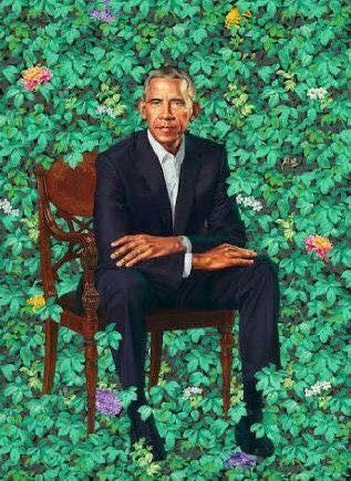 Quadro de Barack Obama