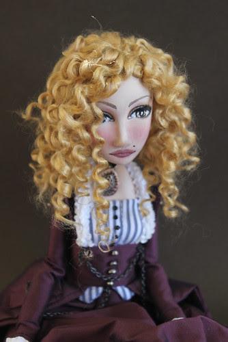 Baudettes custom doll