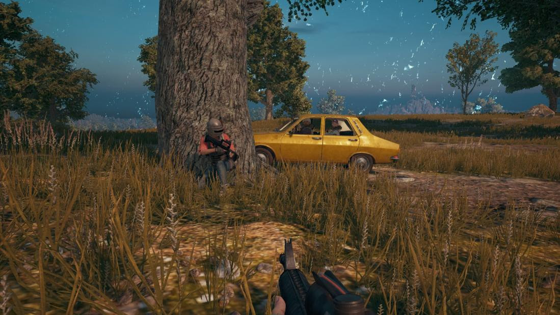 You'll get to honk car horns in PUBG's August update screenshot