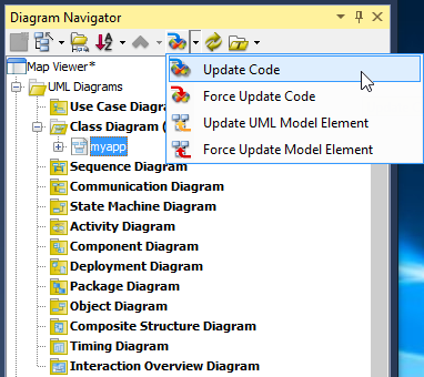 Visual Studio 2017 Class Diagram - General Wiring Diagram