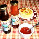 Cheese and Tomato Quiche Recipe, with Maw Broon's Tomato ...