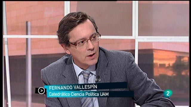 Resultado de imagen de D. Fernando Vallespin, Catedrático de Ciencia Política UAM