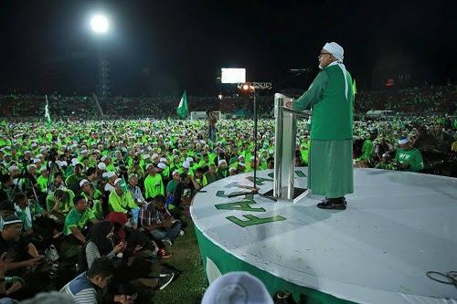 Fastaqim: Himpunan era Nik Aziz lebih besar tapi perlukan Pakatan