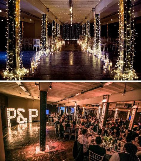 19 Warehouse Wedding Venues That Look Totally Industrial
