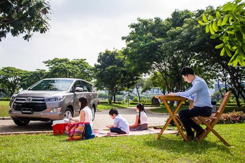 Toyota Innova 2016 – cuộc thoát xác từ MPV thành xe gia đình thực thụ - 4