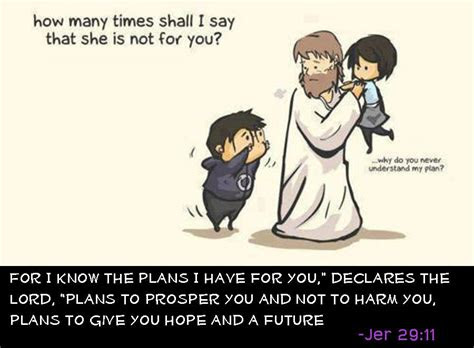 God Has Plans For Me Quotes