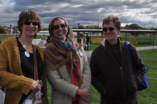Lisa, Tasha and Bob