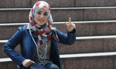 Foto Cantik Bashaer Othman, Walikota Palestina Termuda Didunia