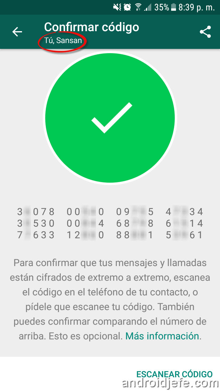 Resultado de imagen para Cómo saber si tu WhatsApp es hackeado.