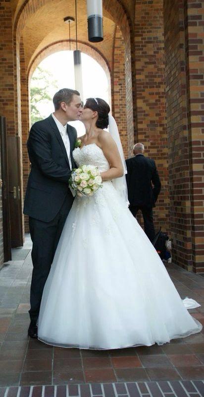 Brautfrisur Schleier Blonde Offene Brautfrisur Mit Schleier Wedding