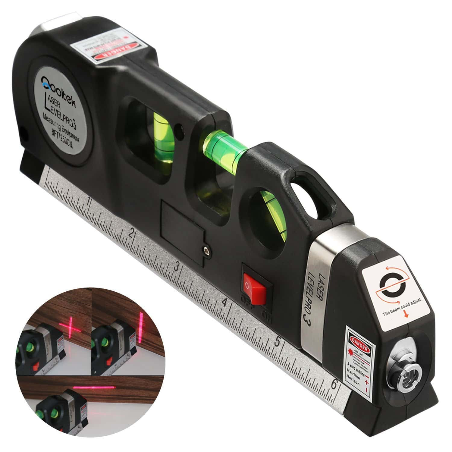 The 7 Best Laser Level For Hanging Pictures Reviews 2018