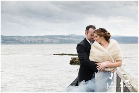 Culross Abbey, Wedding; Fife, Scotland; Winter Wedding