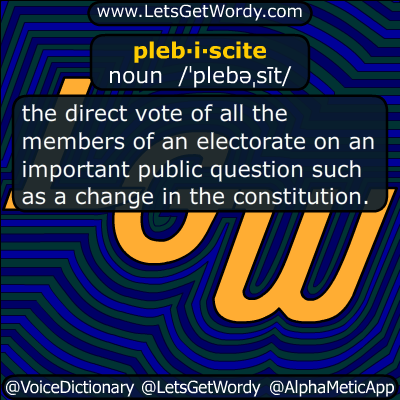 plebiscite 10/02/2017 GFX Definition